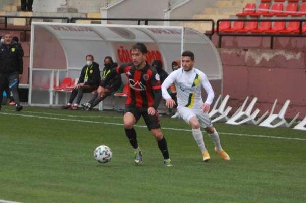 3. Lig 3. Grup: Gölcükspor: 1 - Osmaniyespor: 2