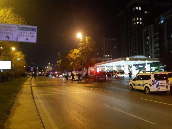 Beyoğlu'nda polis silahlı saldırı: 2 polis yaralandı