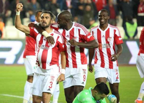 Sivasspor sahasında kaybetmiyor