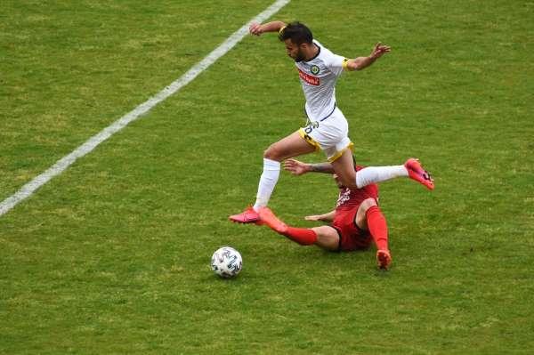 2. Lig: Tarsus İdman Yurdu: 0 - Etimesgut Belediyespor: 2