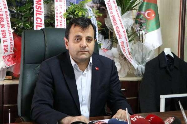 Ali Yavuz'dan Mustafa Boydak'a tepki: 'Şehitlerimizin kemiklerini sızlattın'