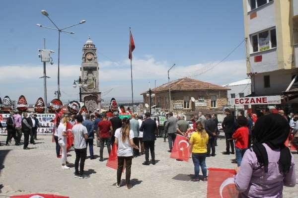 Reyhanlı'da 11 Mayıs Şehitleri anıldı