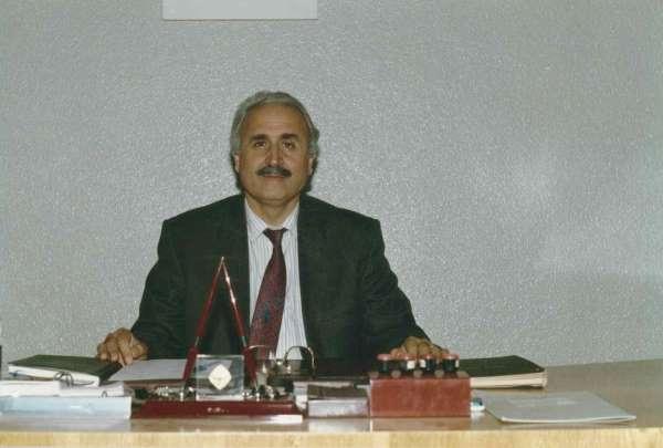 GSOda vefatının 13. yıldönümünde Naci Topçuoğlu anıldı