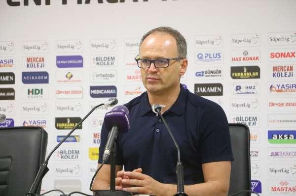 İrfan Buz: Galatasaray maçına odaklanacağız