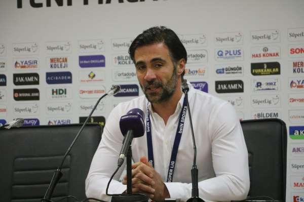 Ömer Erdoğan: Gaziantep FK maçından galip gelip, Sivassporun puan kaybını bekleyeceğiz