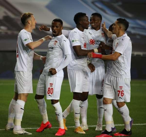 Sivassporun yenilmezlik serisi 18 maça çıktı