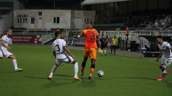 Süper Lig: Denizlispor: 0 - Galatasaray: 0