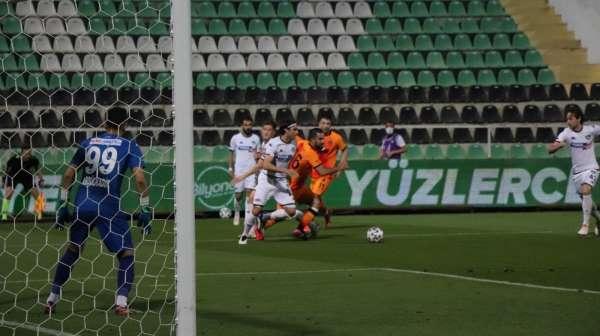 Süper Lig: Denizlispor: 0 - Galatasaray: 2