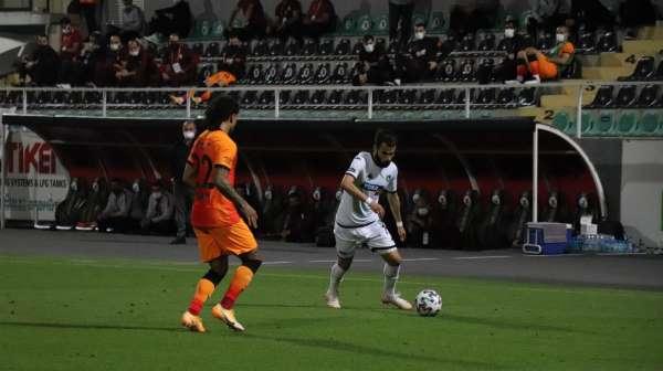 Süper Lig: Denizlispor: 1 - Galatasaray: 4