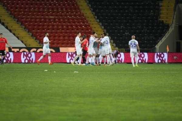 Süper Lig: Gaziantep FK: 0 - Ç.Rizespor: 3