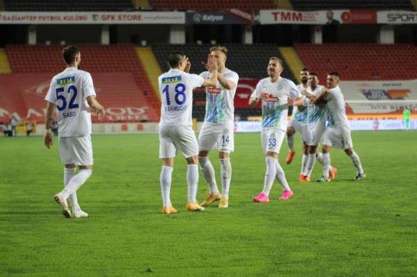 Süper Lig: Gaziantep FK: 4 - Ç.Rizespor: 5