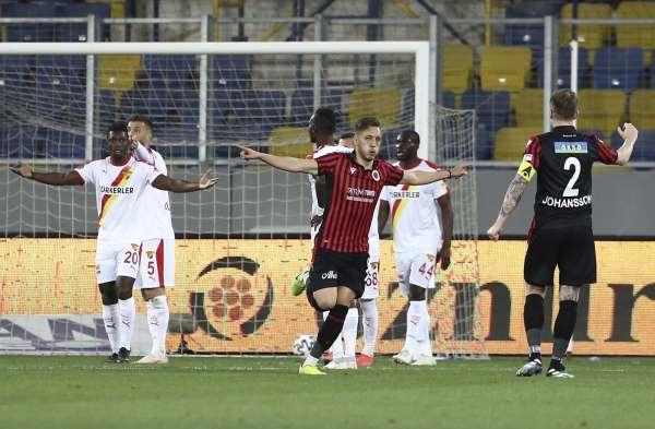 Süper Lig: Gençlerbirliği: 5 - Göztepe: 3