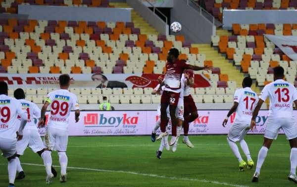Süper Lig: Yeni Malatyaspor: 0 - Hatayspor: 1
