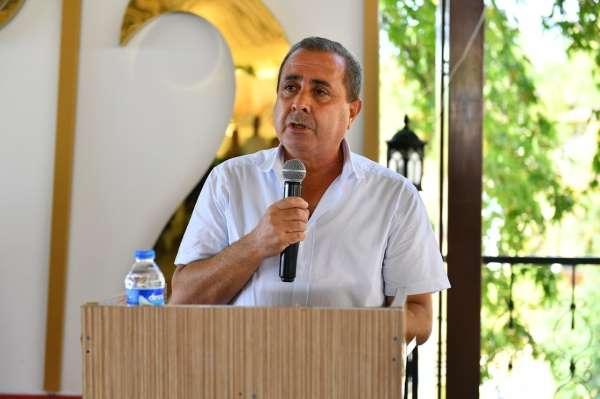 Yeşilyurt Belediyespor Başkanı Çelik: