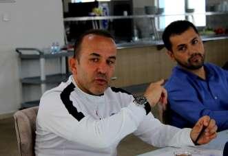 Mehmet Özdilek: 'Son 6 haftada başarımızı taçlandırmak istiyoruz'