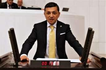 Milletvekili Erbaş, Domaniç'teki sel felaketini mecliste gündeme taşıdı