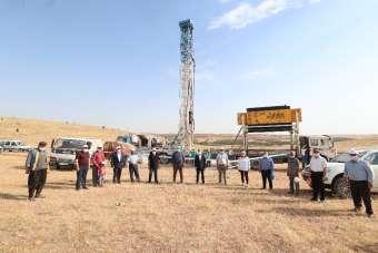 Şahinbey Belediyesi meralara su kuyusu açıyor