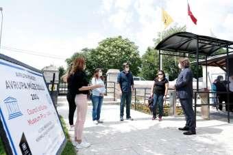 Trakya Üniversitesi Sultan 2. Bayezid Külliyesi Sağlık Müzesi'nin ilk ziyaretçil