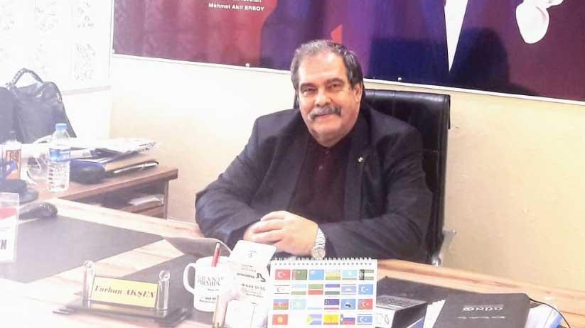 Gazeteci Turhan Akşen, adaylığını açıkladı