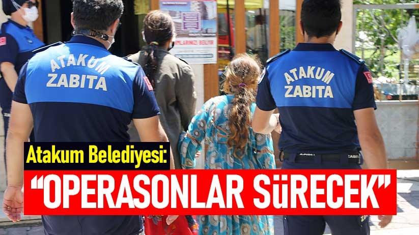 Atakum Belediyesi: Operasonlar sürecek