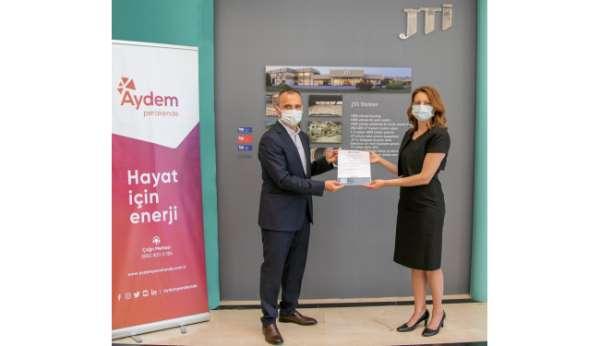 Aydem Perakende ve JTI Türkiyeden temiz enerji güç birliği