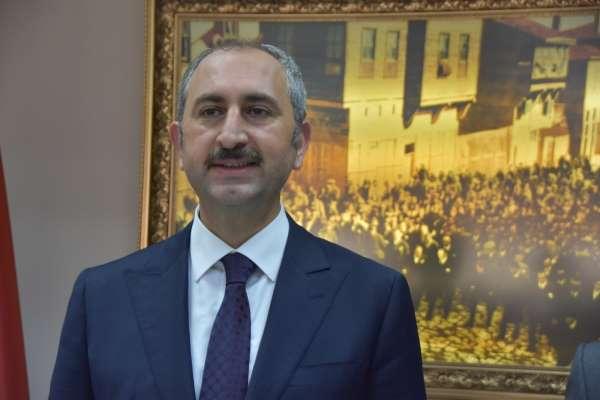 Bakan Gülden Sinopa üç yeni adliye müjdesi