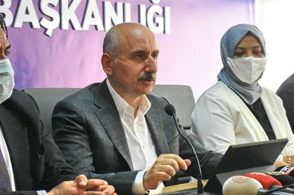 Bakan Karaismailoğlu: Türkiye dünyanın en büyük 10 ekonomisinden biri olacak