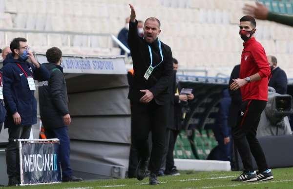 Bursaspor Teknik Direktörü Mustafa Er, bu sezon bir ilk yaşayabilir