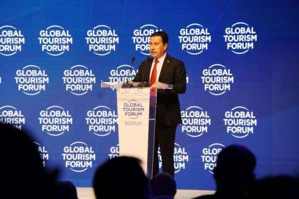 Dünya turizminin kalbi Bodrumda attı