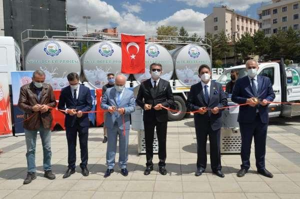 Erzurumda Süte Değer Projesi