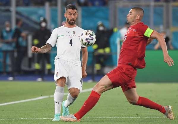 EURO 2020: Türkiye: 0 - İtalya: 0