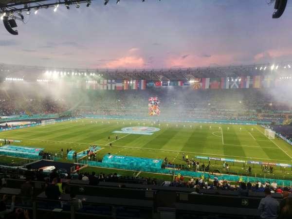 EURO 2020ye görkemli açılış