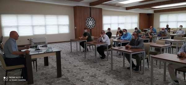 Kayseri Yurt Müdürlüğüne eğitim verildi