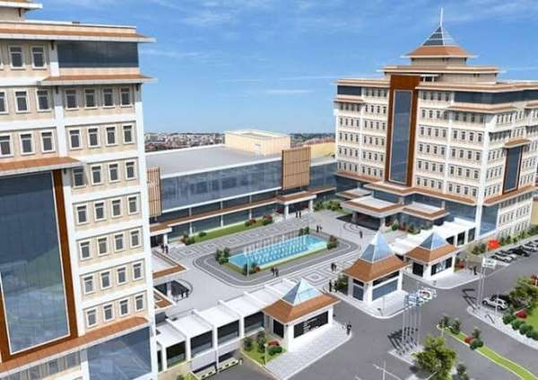 Osmaneli Yeni TOKİ Projesinde sona yaklaşıldı