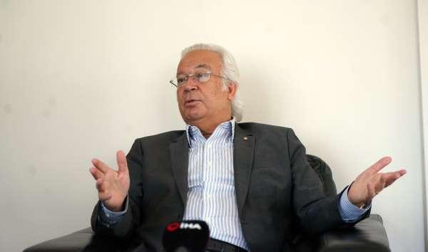 Eşref Hamamcıoğlu: Oyların çoğunu biz alırız