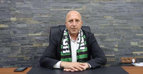 Kocaelisporda hedef güçlü altyapı ve tesisleşme ile Süper Lige çıkmak