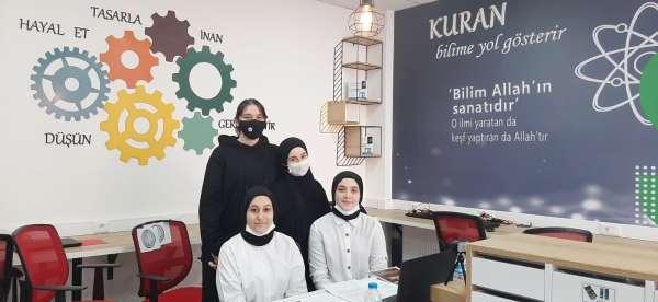 Samsun TÜBİTAK Türkiye Finalinde yedi projede ödül aldı