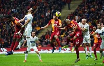 MKE Ankaragücü ile Galatasaray 98. randevuda