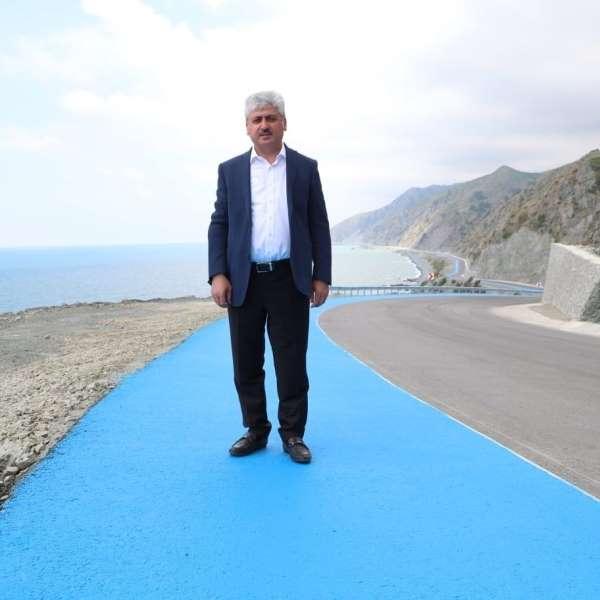 Samandağ-Arsuz yolu açılıyor
