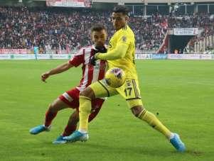 Sivasspor ile Fenerbahçe 28. randevuda