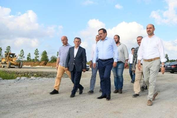 Başkan Demir: Şehri geleceğe taşıyoruz