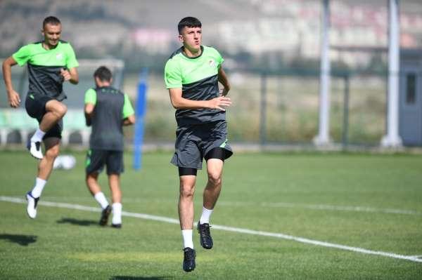 Bursaspor, yeni sezon hazırlıklarını sürdürdü