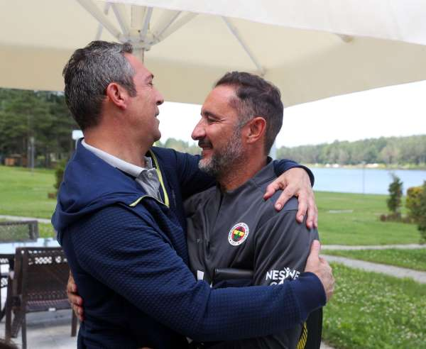 Fenerbahçe Başkanı Ali Koç, Topuk Yaylasına geldi