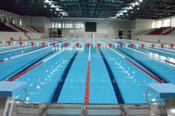 Malatyanın yeni havuzu 25 TLye hizmette