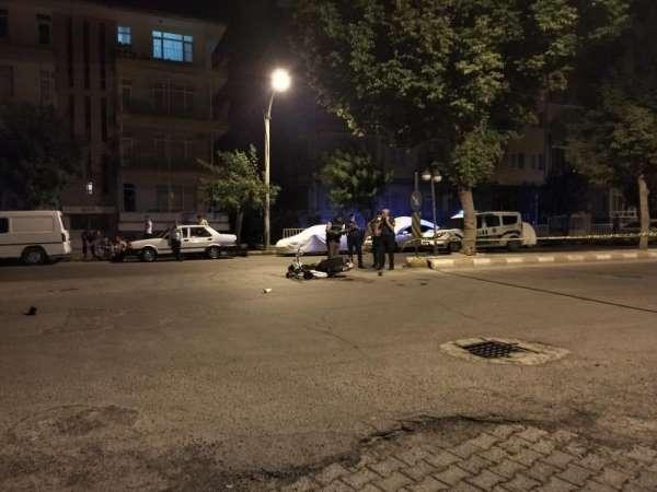 Motosiklet kazası: 2 ölü