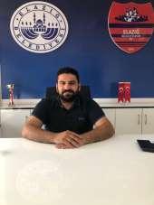 Elazığ Belediyespor'un yeni başkanı Tuncay Kaymak oldu