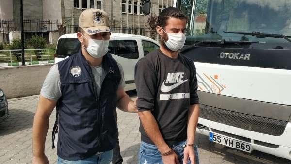 DEAŞ'tan gözaltına alınan 1 kişi adliyeye sevk edildi