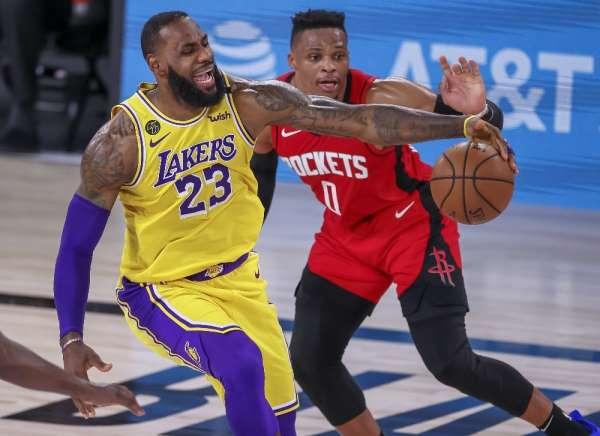 Los Angeles Lakers'tan final için önemli adım