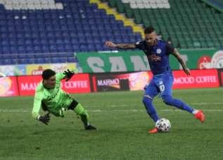 Süper Lig: Çaykur Rizespor: 0 - Fenerbahçe: 0 (İlk yarı)