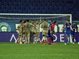 Süper Lig: Çaykur Rizespor: 1 - Fenerbahçe: 2 (Maç sonucu)